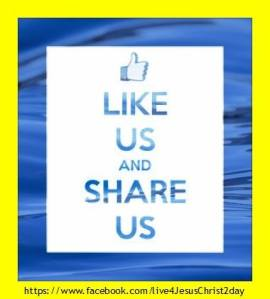 like us and share
