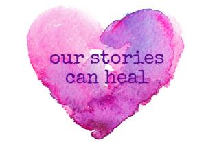 healing heart -